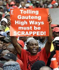 SAFRICA-STRIKE-LABOUR-PROTEST