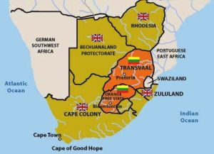 Boer Republics, 1899