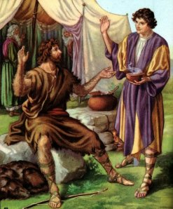 What I Never THORt About Jacob and Esau