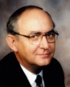 Pastor Ed Roebert